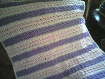 Pam Fedoush Pastiva's Blanket2