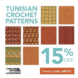 Learn Tunisian Crochet – So Easy