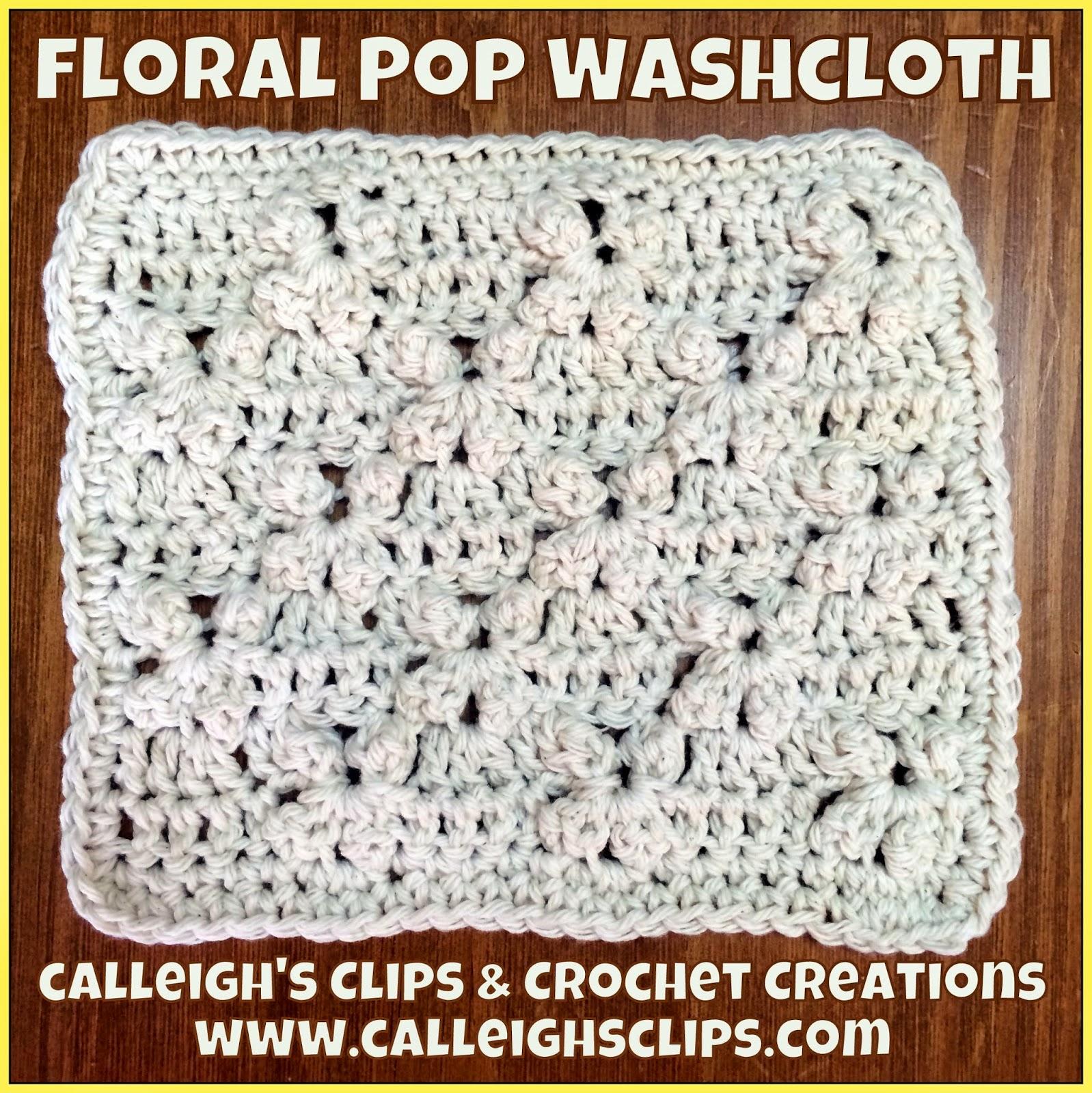 25 Crochet FLOWER Patterns - Floral Fixation