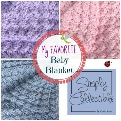 My Favorite Baby Blanket Crochet Pattern