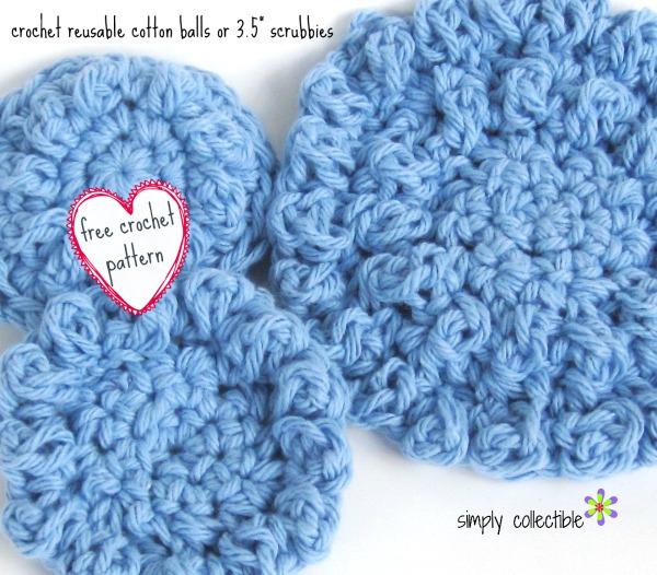 Quick N Easy Reusable Cotton Balls Or Spa Scrubbie Free