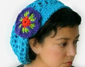Penelope's Summer Slouch hat free crochet pattern