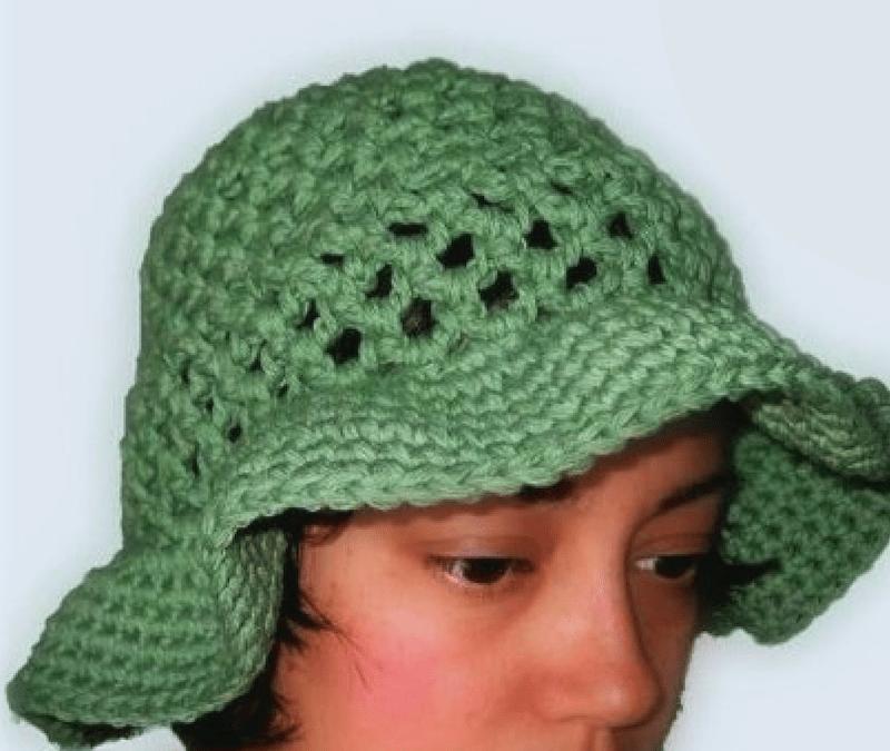 Coraline's Sun Hat free crochet pattern for Women