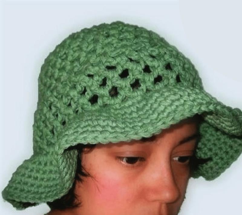 Coralines Sun Hat Free Crochet Pattern For Women Simply