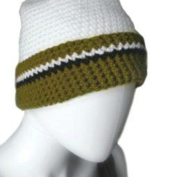 Penelope's Pompom Beanie crochet pattern
