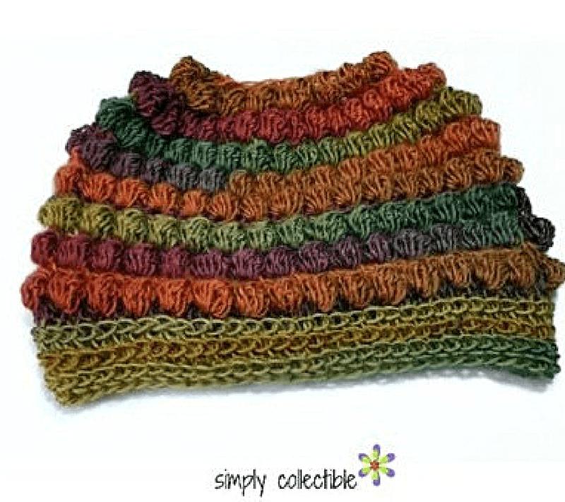 Crochet Messy Bun Hat pattern - Bibbity Bobbity 3-in-1 plus Short n Sassy 3-in-1 (includes full beanie)