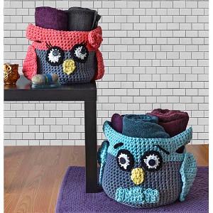 15 Amazing Free Basket crochet patterns on SimplyCollectibleCrochet.com