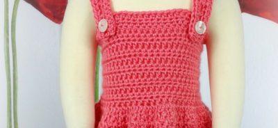 Crochet Dress Pattern - Pretty, Pretty Princess -SimplyCollectibleCrochet.com