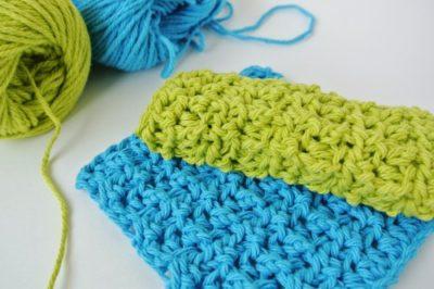 Tiny Towels crochet pattern