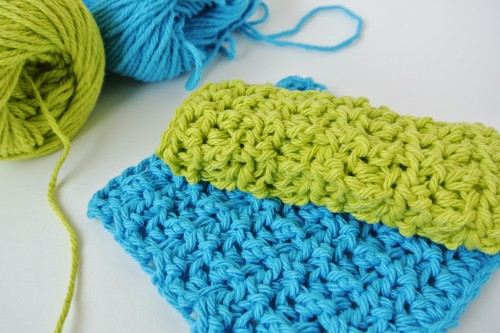 Tiny Towels crochet pattern