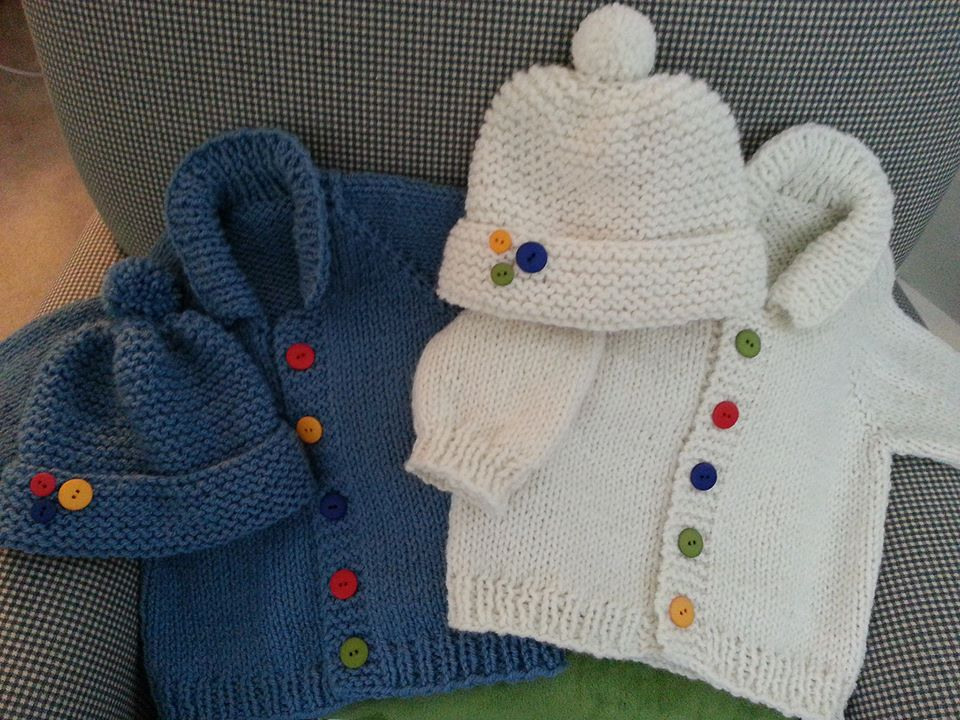 Jill Aszling sweaters featured on Simply Collectible - Straight From the HeART