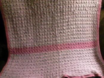 Pam Fedoush Pastiva's Blanket