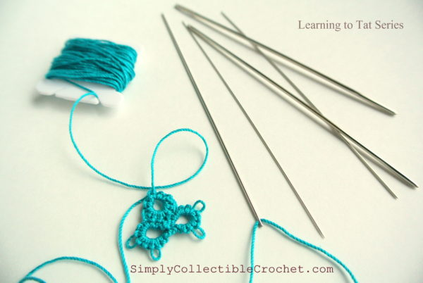 Choosing between Needle Tatting and Shuttle Tatting