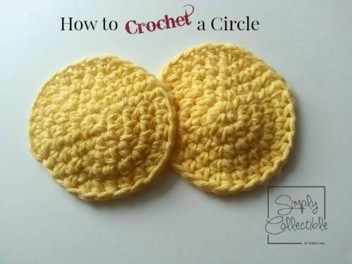 How to Crochet a Circle by Simply Collectible