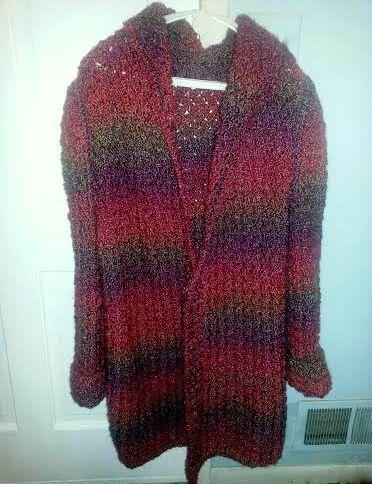 Tangerine's coat