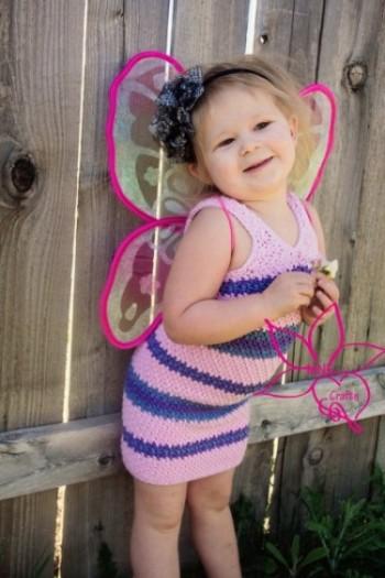 A Little Spring Time Dress 045 wm