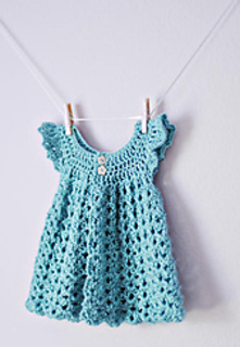 25 Gorgeous Crochet Dress Patterns for Girls and Babies ...