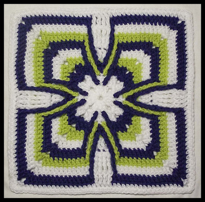 22 Granny Square Projects | Celtic Cross by Donna Kay Lacey