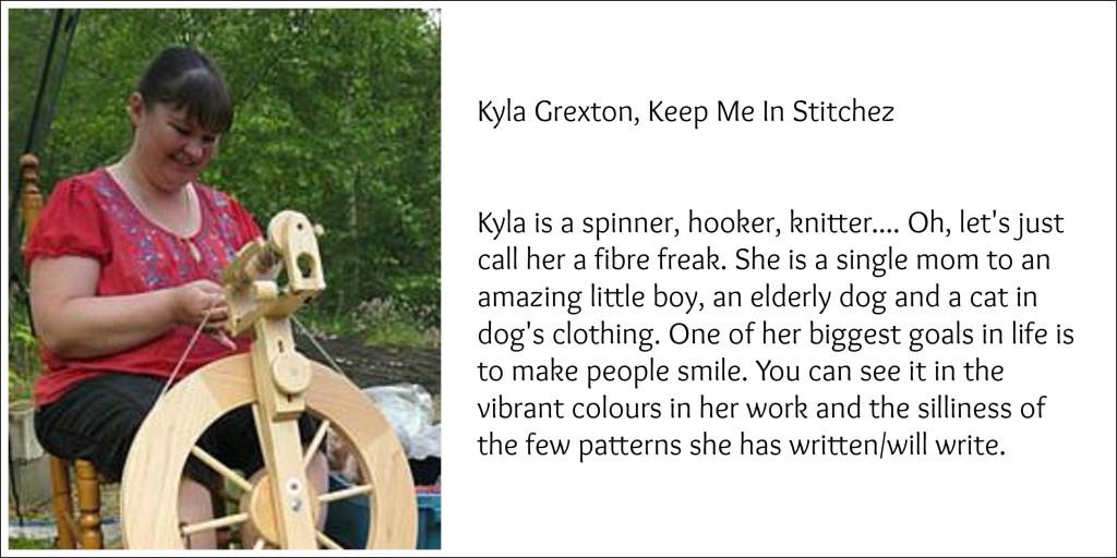 Kyla Grexton, Keep Me In Stitchez