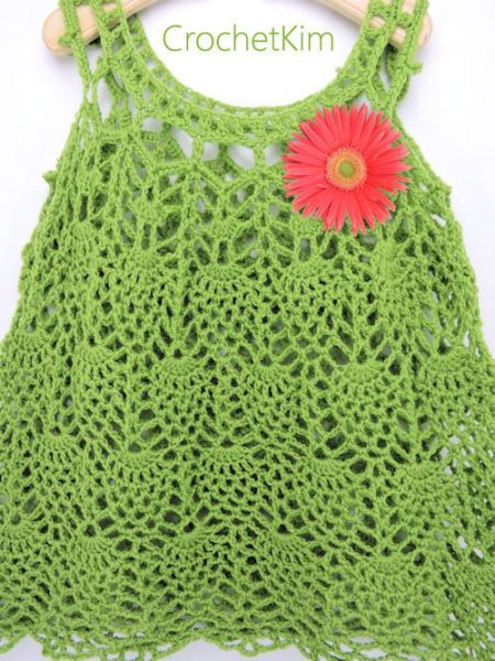 Crochet Baby Dress crochet patterns