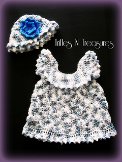 24 patterns in this Crochet Dress Roundup compiled by SimplyCollectibleCrochet.com | SunshineBreezes1_small2