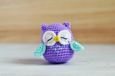 12 Adorable Free Toy #Crochet Patterns compiled by Simply Collectible