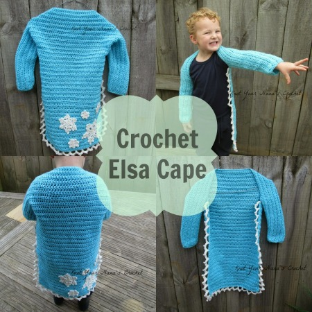 21 Free Fabu Frozen #Crochet Patterns compiled by SimplyCollectibleCrochet.com