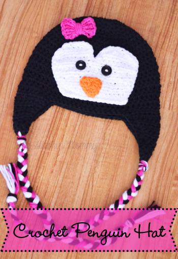 12 Perfect #Penguin #Crochet Pattern Finds @SCCelinaLane
