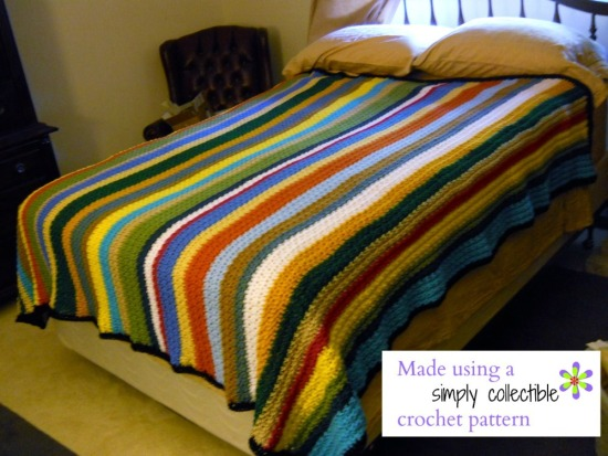 Charlene Maguire's Stash Buster Blanket - Simply Collectible