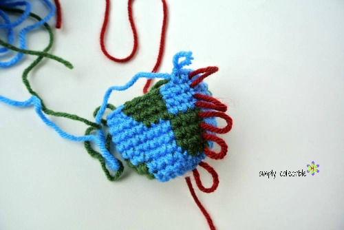 Earth Amigurumi Free #crochet pattern from Simply Collectible - Tutorial 2