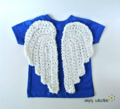 My Lil Angel FREE #crochet pattern Simply Collectible