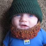 Irish Beard Hat design by Simply Collectible