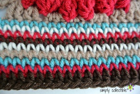 Whimsical Penelope's 12 Square, Free #crochet pattern by Celina Lane, Simply Collectible - split single crochet