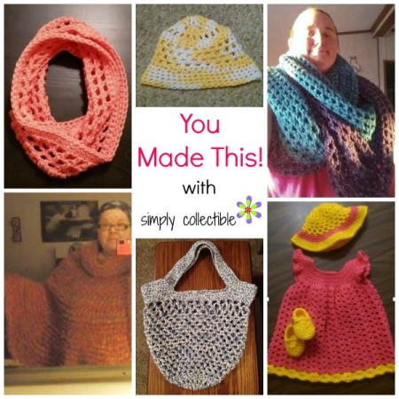 You Made This! with Simply Collectible crochet patterns