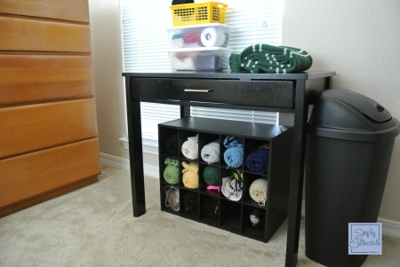 Frugal Organizing - Quick Organizers that are easy finds at the thrift store - SimplyCollectibleCrochet.com