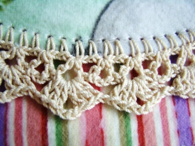 10 Amazing Free Crochet Edging patterns you will love ...
