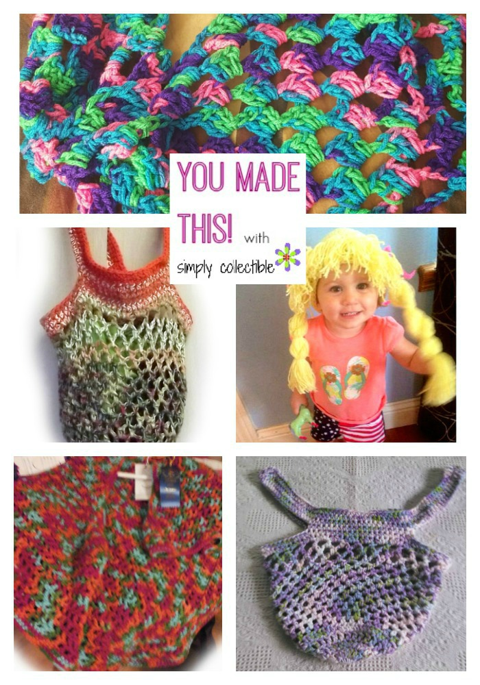 You Made This! Edition 4 with Simply Collectible Crochet