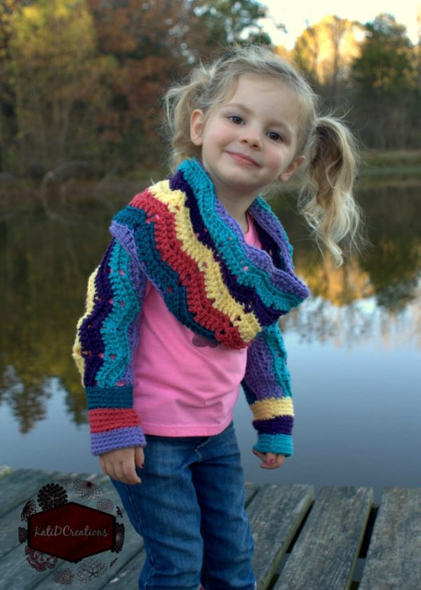 15 Amazing Free Chevron Crochet Patterns (Something for everyone) on SimplyCollectibleCrochet