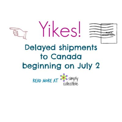 Delayed shipments to Canada beginning on July 2 – Important notice for merchants
