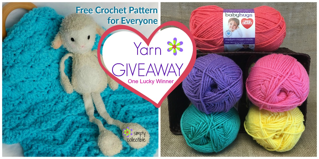 Yarn Giveaway right here!