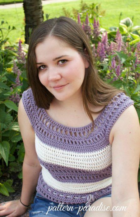 12 Free Summer Crochet Patterns - SimplyCollectibleCrochet.com
