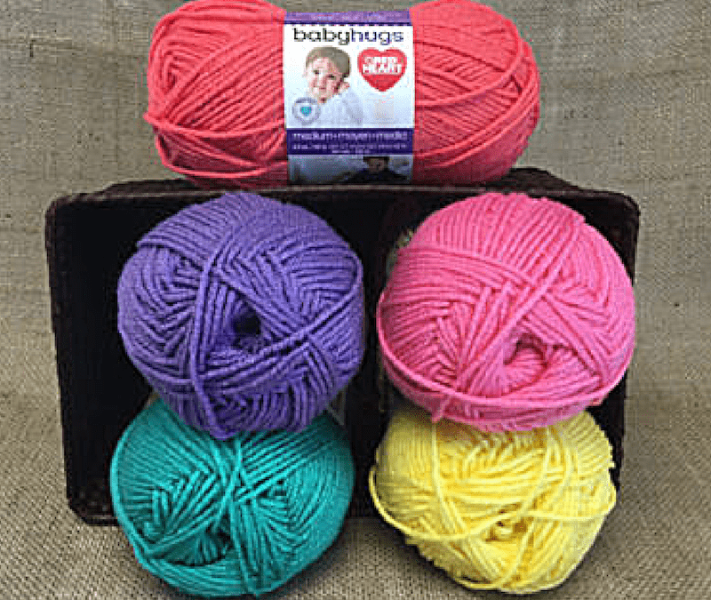 Yarn Giveaway and What's next at SimplyCollectibleCrochet.com