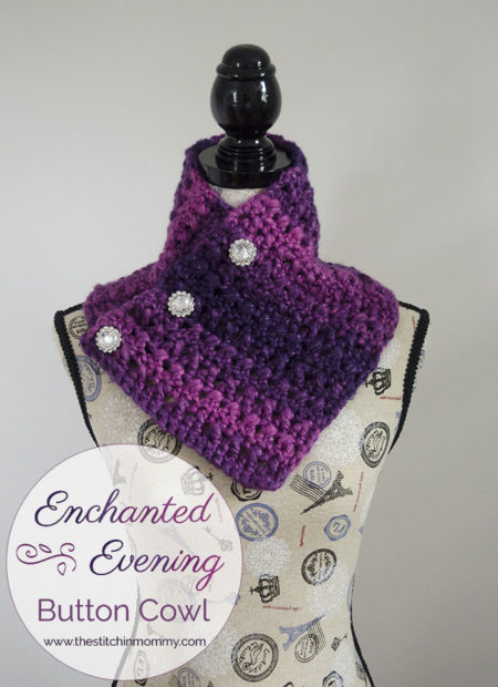 Gorgeous, Free One Skein crochet Cowl Patterns | SimplyCollectibleCrochet.com