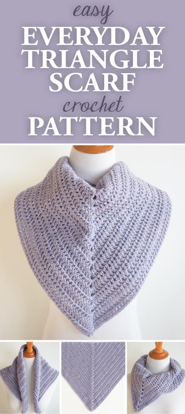Crochet Pattern 1 Skein