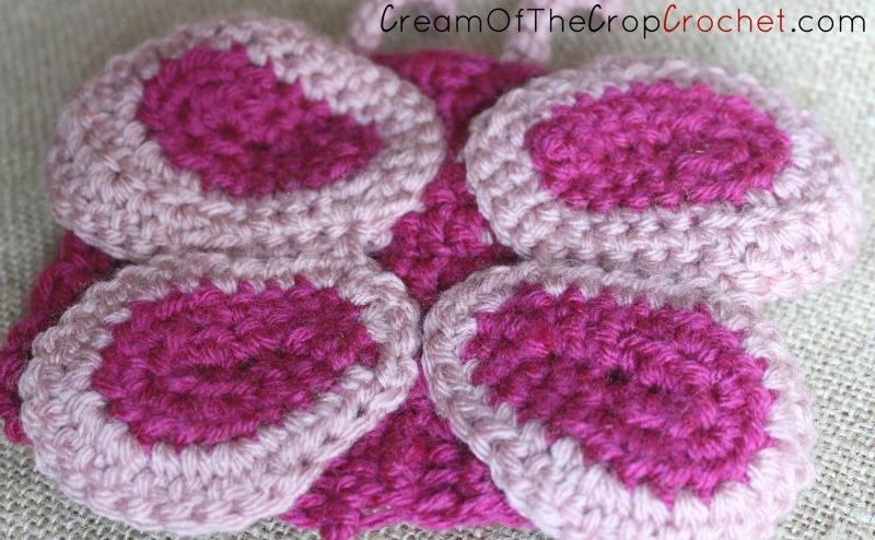 Preemie/Newborn Butterfly Hat crochet pattern