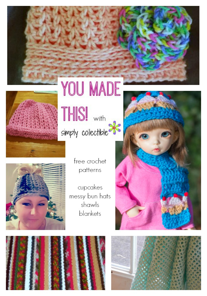 You Made This! – Edition #6 – SimplyCollectibleCrochet.com