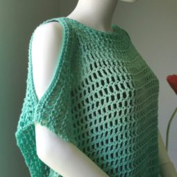 Crochet Tunic Pattern or Cover-up? - Coraline's Endless Summer