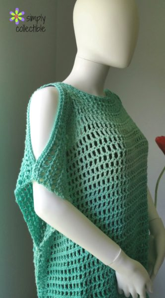 Crochet Tunic Pattern or Cover-up? – Coraline's Endless Summer