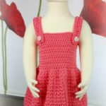 Crochet Dress Pattern - Pretty, Pretty Princess -SimplyCollectibleCrochet.com