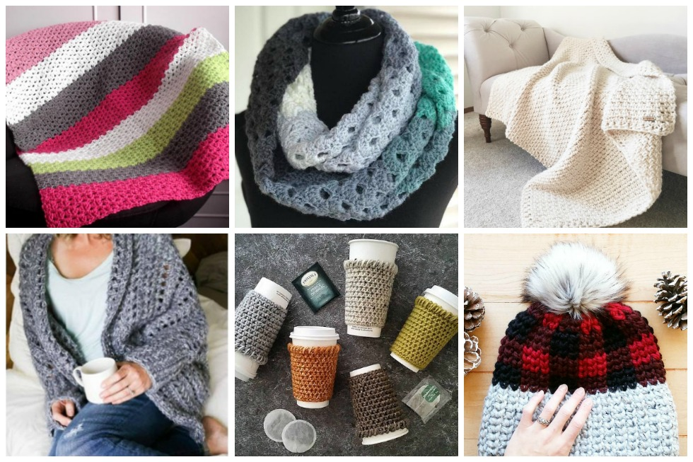"The Ultimate ""Netflix & Chill"" Crochet Pattern Super Bundle"